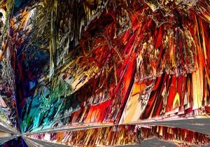 Faltgebirge_2 [on:] 2015 100 x 70 cm bis 200 x 140 cm